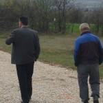 Гиновце - Милутинце, асфалтирање на пат