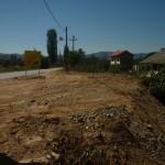 изградба на улица, с.Гиновци
